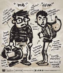 komik menyan by chekovskie1980