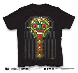 The Pixelated Barong by chekovskie1980