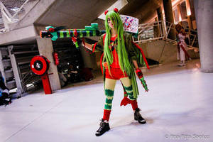 Flygon cosplay full by 1girlfriend