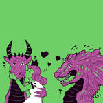 Dragon love by 1girlfriend