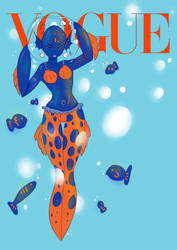 Vogue fishy by 1girlfriend