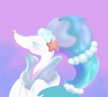 Primarina wip by 1girlfriend