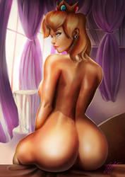 Princess Peach by Firdausiyus