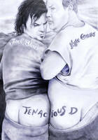 Tenacious D by Mizz-Depp