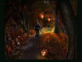 Halloween... by StinaWiik