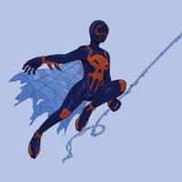 Rule 63 Spider-Man 2099 by Scribblehatch