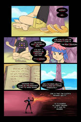 Chaos in the Tropics - Page 36 of Chap.1, Beat 5 by Scribblehatch