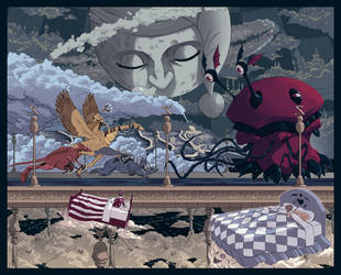 Slumberdome by Scribblehatch
