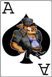 Ace Trooper by Turha