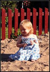 Princess - 2nd birthday I by Turha