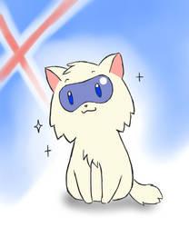 Satw Ice-cat by PuniBuni