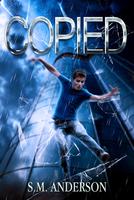 Book Cover - Copied by AlexandriaDior