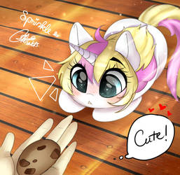 COOKIE!! by MisuCats
