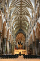 Lincoln Cathedral, England by steelriverimages
