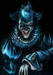 Pennywise the Dancing Clown by Stanivuk