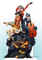 Batman by marcosharps