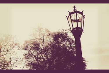 Mr. Lantern by yamiryuk