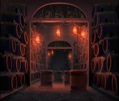 WAKFU taverne soiffard by Inkola