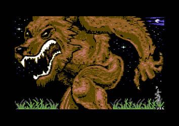 Werewolf by jslptv