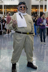 Porco Rosso Cosplay by JonShelton