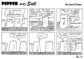 Pepper and Salt - Issue 40 by theoldbean