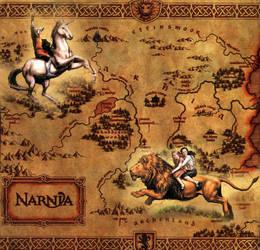 Narnia by BregoGirl