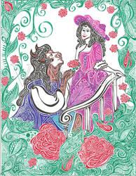 Beauty and the Beast -- Original by ErikAngelofMusic