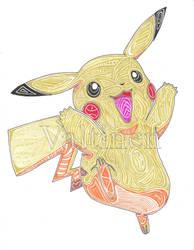 Pikachu by ErikAngelofMusic