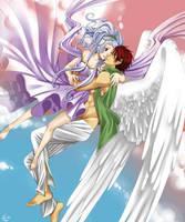 .romantic flight. by Eeriah