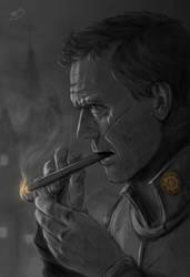 Watchmen of Ankh-Morpork - Sam Vimes by Zhorez1321