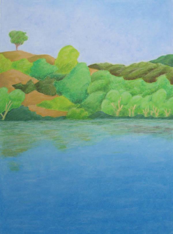 Almaden Hills by burthefly