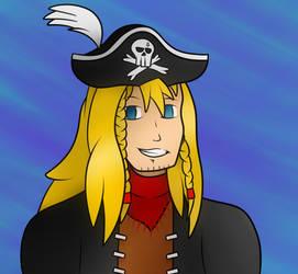 Pirate Thief by LightningLaser
