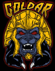 Goldar by KoscheiTheDeathless