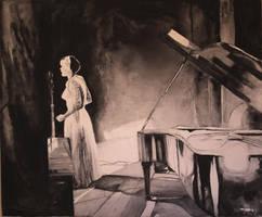 Billie Holiday by iris1