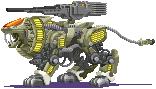 Spark Liger MK-II Sprite by Randomixx