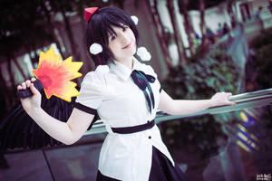 Leaf Fan by PaXingCai