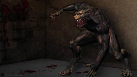Wolfman by Vi2DoubleYu