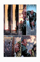 The Protectors #1 Page 25 by NeerajMenon
