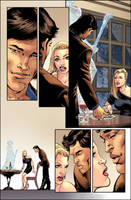 The Protectors #4 Page 11 by NeerajMenon