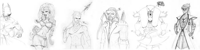 Sketches 31-01-12 by UncleJi