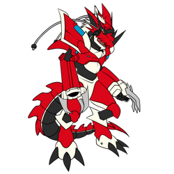 CLOSED - DIGIMON ADOPT - Teramon by Medral