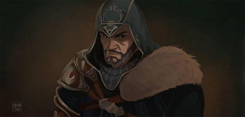 Ezio: Che cazzo vuoi! by dandonfuga