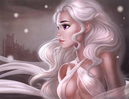 Daenerys by dandonfuga