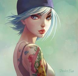 Chloe by dandonfuga