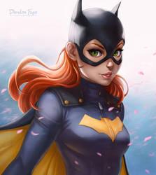 Batgirl by dandonfuga