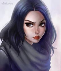 Jessica Jones by dandonfuga