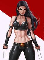 X-23 by dandonfuga