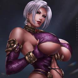 Ivy Valentine by dandonfuga