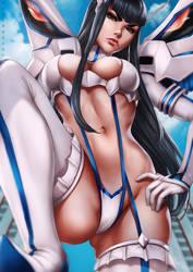 Satsuki by dandonfuga