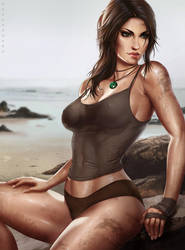 Lara by dandonfuga